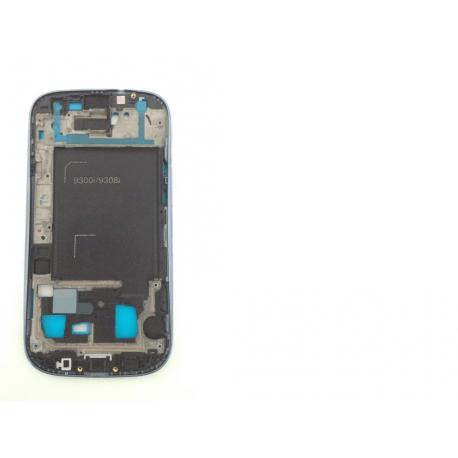 2248d07e320 Carcasa Frontal De LCD para Samsung Galaxy S3 Neo I9300i I9301 Blanco