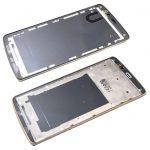 Carcasa Frontal De LCD para LG G3 D855 - Oro Recuperado