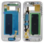 Carcasa Frontal De LCD para Samsung Galaxy S7 G930f - Blanco