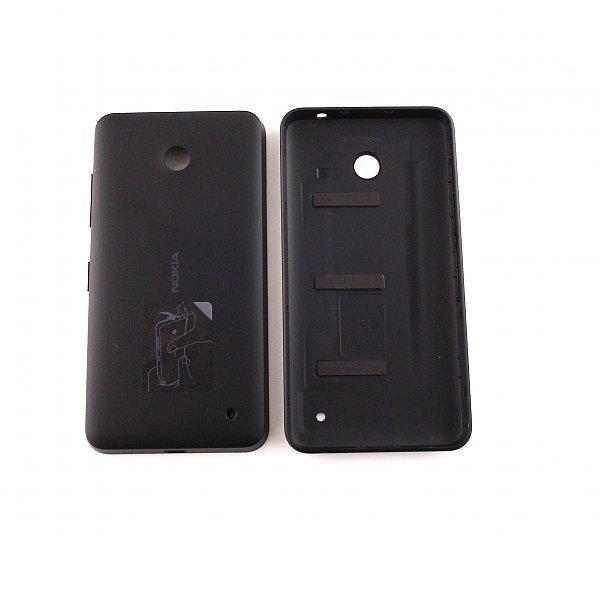 63056b91543 Tapa Trasera De Batería para Nokia Lumia 630 N630 635 N635 636 N636 – Negro