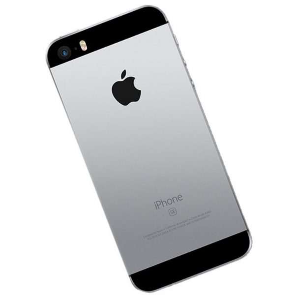 113b0d2aeb9 Tapa Trasera De Batería para iPhone Se / iPhone 5se – Negro Sin Pieza