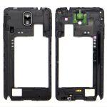 Carcasa Intermedia para Samsung Galaxy Note 3 N9005 - Negro