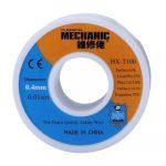 Estaño De Soldar Mechanic HX-T100 HXT100 0.4mm