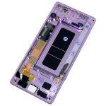 Pantalla Completa LCD Y Táctil Original para Samsung Galaxy Note 9 N960F - Morado 11