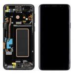 Pantalla Completa LCD Y Táctil para Samsung Galaxy S9 G960F - Negro