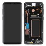 Pantalla Completa LCD Y Táctil para Samsung Galaxy S9 Plus G965F - Negro