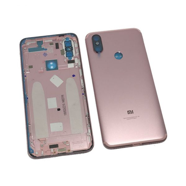PRO Rosa Tapa Bateria Trasera Carcasa Xiaomi Redmi Note 5
