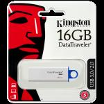 Pendrive Kingston DataTraveler G4 16GB - DTIG4/16GB