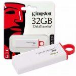 Pendrive Kingston DataTraveler G4 32GB – DTIG4/32GB