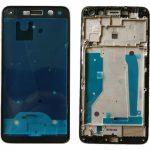 Carcasa Frontal De LCD para Huawei Y6 2017 - Negro