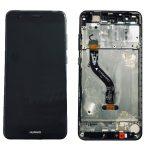 Pantalla Completa LCD Y Táctil Con Marco para Huawei P10 Lite - Negro
