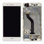 Pantalla Completa LCD Y Táctil Con Marco para Huawei P9 Lite – Blanco