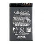 Batería BL4CT BL-4CT para Nokia X3 5630 2720 7210 6700 6730 5300XM De 860mAh