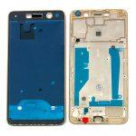 Carcasa Frontal De LCD para Huawei Y6 2017 – Oro