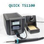 Estación De Soldadura Sin Plomo Quick TS1100 90w