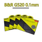 Panel De Reballing Ultrafina para Repara BGA BOERRUI B&R BRG520
