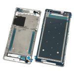 Carcasa Intermedia para Sony Xperia C5 C5 Ultra (E5506 E5553 Dual E5533 E5563) - Blanco
