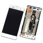 Pantalla Completa Original LCD Y Táctil Con Marco para Sony Xperia XA (F3111 F3113 F3115) – Blanco