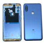 Tapa Trasera De Batería para Xiaomi Redmi Note 6 Pro - Azul