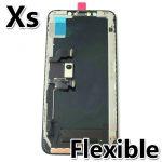 Pantalla Completa LCD Y Táctil para iPhone Xs - Negro Clase AAA OLED Flexible 11