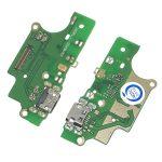 Placa De Conector De Carga Micro USB Con Micrófono para Nokia 5 N5 (TA-1024 TA-1027 TA-1044 TA-1053)