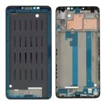 Carcasa Frontal De LCD para Xiaomi Mi Max 2 - Negro