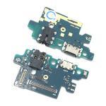 Flex De Conector De Carga USB Tipo-C Con Jack De Audio Y Micrófono para Samsung Galaxy A40 2019 A405F