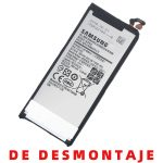 Batería EB-BA720ABE para Samsung Galaxy J7 2017 J730 A7 2017 A720F De 3600mAh - De Desmontaje 22