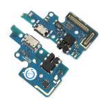 Placa De Conector De Carga USB Tipo-C Con Micrófono Y Jack De Audio para Samsung Galaxy A70 (2019) A705F