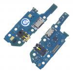 Placa De Conector De Carga USB Tipo-C Con Micrófono Y Jack De Audio para Samsung Galaxy A20E 2019 A202F