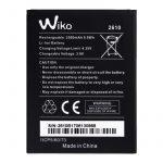 Batería 2610 para Wiko Robby Jerry 2 Jerry 3 Lenny 4 Plus Y60 De 2500mAh