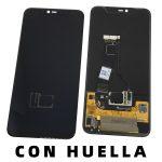 Pantalla Completa LCD Y Táctil para Xiaomi Mi8Pro Mi8 Pro - Negro Con Flex De Lector De Huella