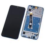Pantalla Completa LCD Y Táctil Con Marco para Huawei Honor 10 Lite - Azul