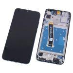 Pantalla Completa LCD Y Táctil Con Marco para Huawei Honor 10 Lite - Negro