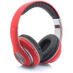 [V33] Cascos Auriculares Inalámbricos De Estéreo BT5.0 - Rojo
