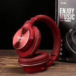 [XY-920] Cascos Auriculares Inalámbricos De Estéreo BT5.0 De 200mAh - Rojo