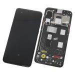 Pantalla Completa LCD Y Táctil Con Marco para Xiaomi Mi9 - Negro