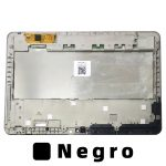 Pantalla Completa LCD Y Táctil Original Con Marco para BQ Aquaris Edison 3 - Negro