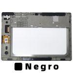 Pantalla Completa LCD Y Táctil Original Con Marco para BQ Aquaris M10 FHD - Negro