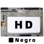 Pantalla Completa LCD Y Táctil Original Con Marco para BQ Aquaris M10 HD - Negro 22