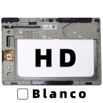 Pantalla Completa LCD Y Táctil Original Con Marco para BQ Aquaris M10 HD - Blanco 22