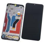 Pantalla Completa LCD Y Táctil Original Con Marco para Samsung Galaxy A10s 2019 A107F - Negro