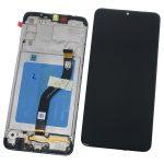 Pantalla Completa LCD Y Táctil Original Con Marco para Samsung Galaxy A20s 2019 A207F - Negro