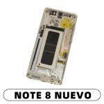 Pantalla Completa LCD Y Táctil para Samsung Galaxy Note 8 N950F - Oro De Desmontaje Nuevo