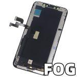 Pantalla Completa LCD Y Táctil para iPhone Xs - Negro FOG