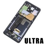 Pantalla Completa LCD Y Táctil Original para Samsung Galaxy S20 Ultra 5G G988F - Negro 22
