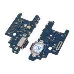 Placa De Conector De Carga USB Tipo-C Con Micrófono para Samsung Galaxy S20 Plus G985F