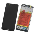 Pantalla Completa Original LCD Y Táctil para Huawei P Smart - Negro (Service Pack)