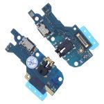 Placa De Conector De Carga USB Tipo-C Con Micrófono Y Jack De Audio para Samsung Galaxy M30 M305F
