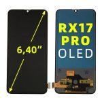 Pantalla Completa LCD Y Táctil para OPPO RX17 RX17 Pro - Negro OLED Compatible (6,40 Pulgadas) 2